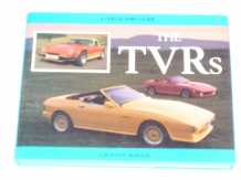 THE TVR'S A Collector's Guide  ( Robson 1987)